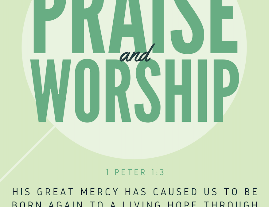April 4, 2021 – Easter Event – Praise and Worship